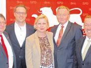 Empfang II: SPD: Flüchtlinge sind eine riesengroße Herausforderung