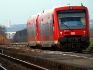 Ulm: Nahverkehr: Ein Ticket soll Ländergrenzen überwinden