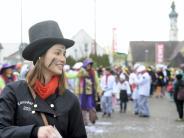 Faschingsumzug in Paffenhofen: Narren ziehen durch die Markgemeinde