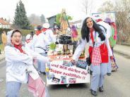 Umzug: In Pfaffenhofen feiern die Narren