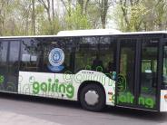 Neu-Ulm: Der gestohlene Bus ist wieder da
