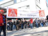 Neu-Ulm: Tausende Metaller in der Region legen Arbeit nieder