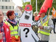 Mai-Kundgebung in Ulm: Mai-Kundgebung in Ulm