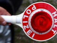 Neu-Ulm: Verfolgungsjagd in Neu-Ulm: Motorradfahrer flüchtet vor der Polizei