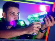 Neu-Ulm: Ferienprogramm: Stadt sagt Lasertag-Ausflug ab