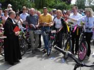 Holzheim: Kleines Volksfest für den Radweg