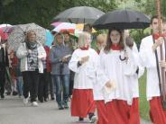 Unteregg: Wallfahrt zu Ehren des Schutzpatrons der Schlamper