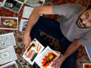 Ulm: Wie ein Comicautor täglich sein Leben zeichnet