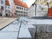 Weißenhorn: Kritische Blicke aufs Pflaster