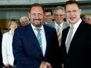Ulm: Der Alb-Donau-Kreis hat einen neuen Landrat