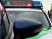 Senden: Verfolgungsjagd: Autofahrer flüchtet vor Polizeikontrolle