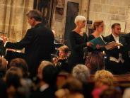 Schwörkonzert: Nachtromantik und üppiges Chor-Bankett