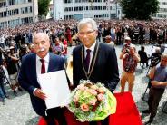 Ulm: Ivo Gönner ist jetzt Ulmer Ehrenbürger