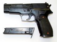Ulm: Mann zieht Softair-Pistole in Supermarkt