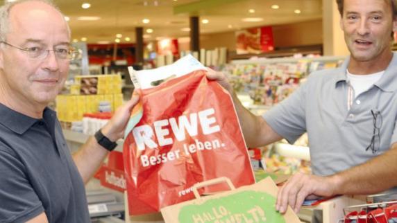 Weißenhorn: Der Bürgermeister bekommt die letzte Plastiktüte