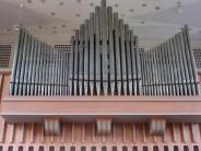 : Orgel von  Kreuz-Christi ertönt wieder