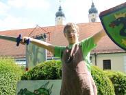 Roggenburg: Wo Ritter um Lebensfreude kämpfen