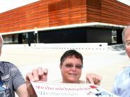 Weißenhorn: Fuggerhalle wird Laufsteg für Firmen