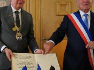 Jubiläum: Neu-Ulmer feiern in Frankreich