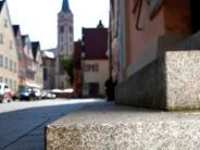 Weißenhorn/Senden: In Senden und Weißenhorn leben Blinde gefährlich