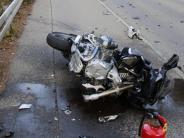 Vöhringen: Motorradfahrer stirbt bei Unfall