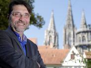 Ulm: Zwischen der Kanzel des Ulmer Münsters und der Bühne