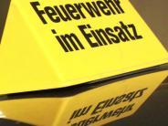 Neu-Ulm: Sollen Rettungskräfte diese Schilder auf ihren Autos anbringen dürfen?