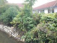 Weißenhorn: Steine als Schutz in Weißenhorn