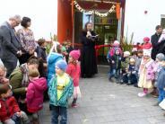 Fest: Segen für neues Kinderhaus