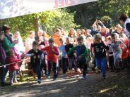 Weißenhorn: Hunderte Teilnehmer beim 24. Altstadtlauf