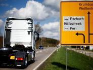 Weißenhorn: Die Fuggerstadt dreht sich im Kreisel