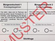 Kreis Neu-Ulm: Klinikstreit entschieden: Bürger sind für Geburtshilfe in Illertissen
