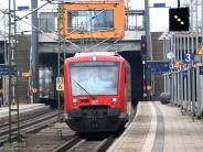 Kreis Neu-Ulm: Chaos-Wochen verärgern Bahn-Reisende