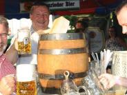 Pfaffenhofen: Besuchern des Marktfestsfehlt der Durst