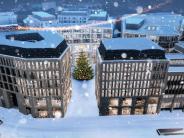 Ulm: Sedelhöfe: Bereit für das Weihnachtsgeschäft 2019