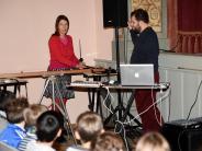 Weissenhorn: Ein stiller Star bekommt klingende Unterstützung