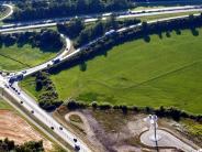 Neu-Ulm/Nersingen: Gewerbegebiet an der A7: Wer baut hier bald?
