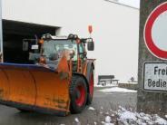 Landkreis: Im eisigen Griff des Winters