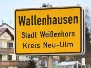 Wallenhausen/Biberberg: Weißenhornerin erlebt Horrorfahrt: Anhalter zückt Messer