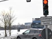 Neu-Ulm: B10-Kreuzung bleibt ein Ärgernis