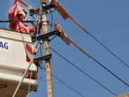 Illertissen/Jedesheim: Neue Stromleitung: Anlieger stehen wegen Kosten unter Hochspannung