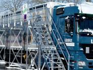 Sicherheit: Wie Lastwagen enteist werden