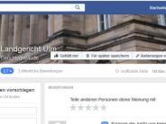Ulm: Facebook-Fälschung: Landgericht mit Hakenkreuz verunglimpft