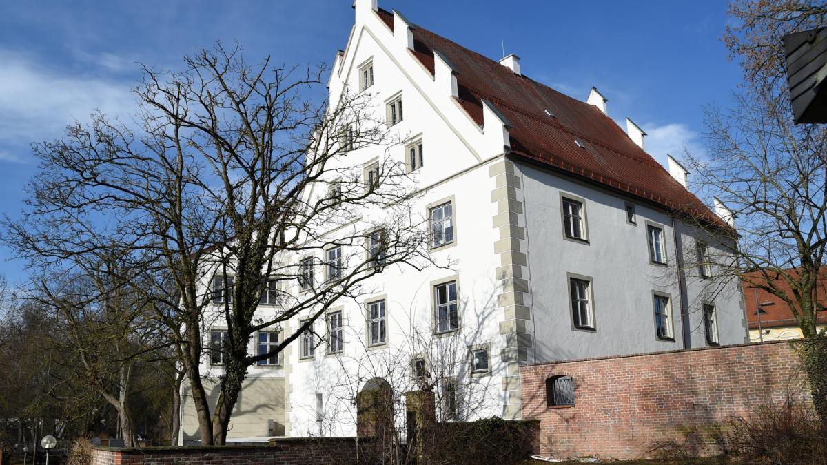 Weissenhorn: Schlossgaststätte hat einen Pächter - Augsburger Allgemeine