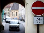 Weißenhorn: Es geht auch ohneSchilderwald in der Stadt