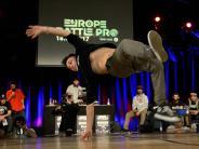 Europe Battle Pro: Akrobatische Tanzeinlagen im Roxy