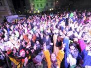 Weißenhorn: Gumpiger Donnerstag: Große Party in der Altstadt und drum herum
