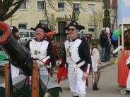 Finningen: In Finningen lassen es die Narren krachen