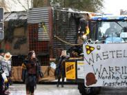Weißenhorn: Nach dem Zünden von Pyrotechnik auf dem Umzug ist Schluss mit lustig