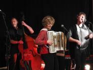 Konzert: Quer durch die Sümpfe des Südens